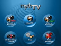 MythTV's Refined User Interface